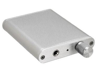 USB DAC搭載ヘッドフォンアンプ「D1 Mk2」