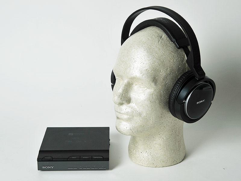 従来モデルの「MDR-DS7100」