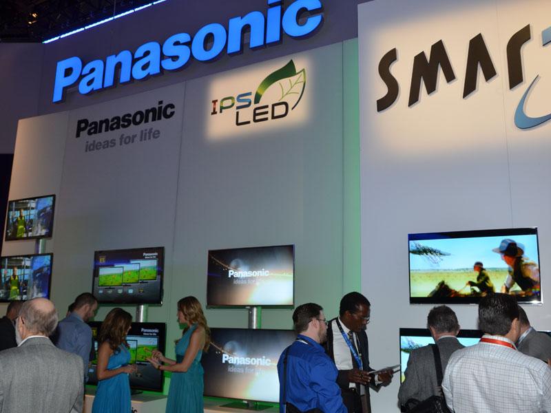 液晶とプラズマを均等にアピールするパナソニック。大画面高画質はプラズマという立ち位置は維持していく