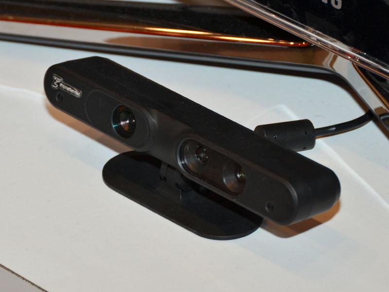 現在、Kinectと同等のモーション入力システムのPC版が「PrimeSensor」としてPrimeSenseの直販サイトより150ドルで発売されている。近日中にASUSブランドのOEM品も発売予定