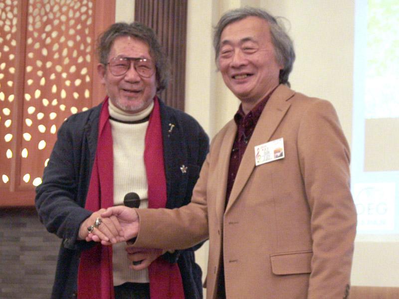 大林氏は、麻倉氏のホームシアターに映画を観に訪れたこともあるという