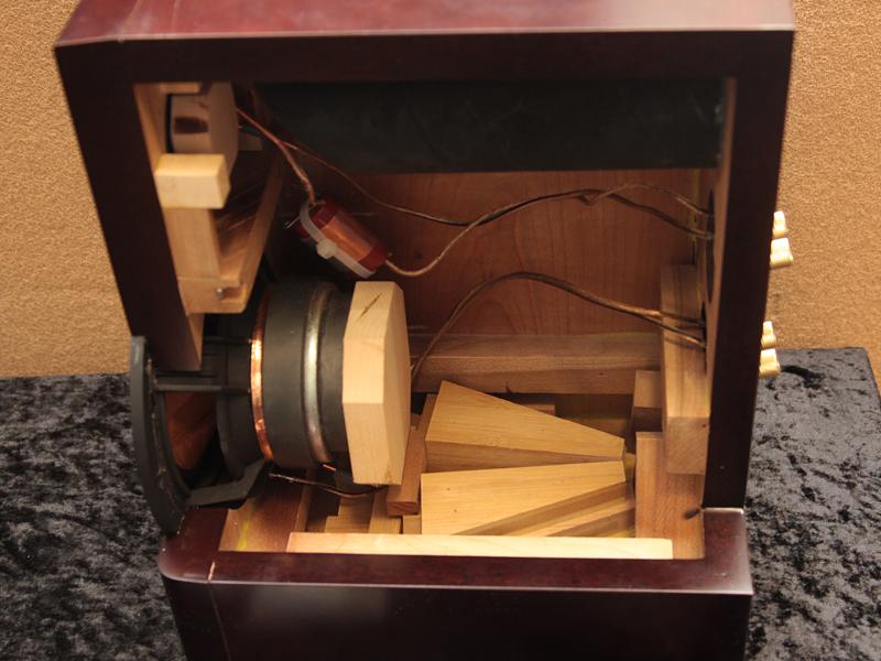 スピーカーの内部構造
