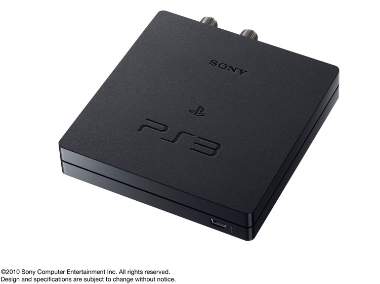 PlayStation 3用地上デジタルレコーダキット「torne」