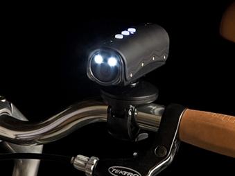 LEDを補助ライトとして使える