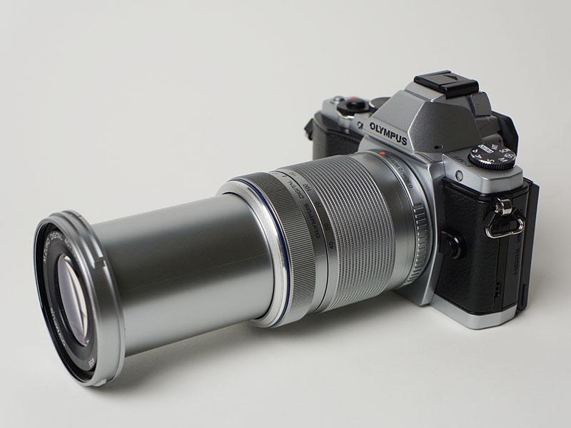 望遠ズーム「40-150mm/F4-5.6」