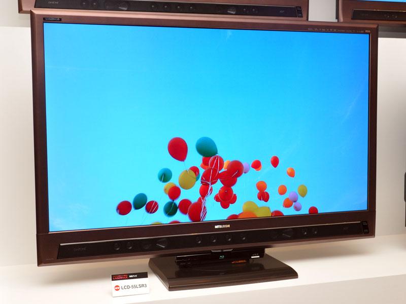 REAL LASERVUE(LCD-55LSR3)