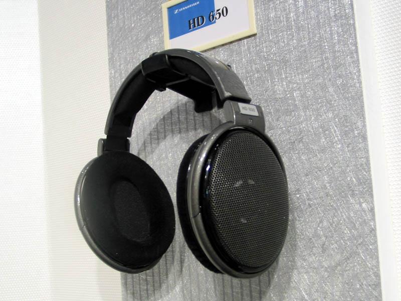 ゼンハイザー「HD650」