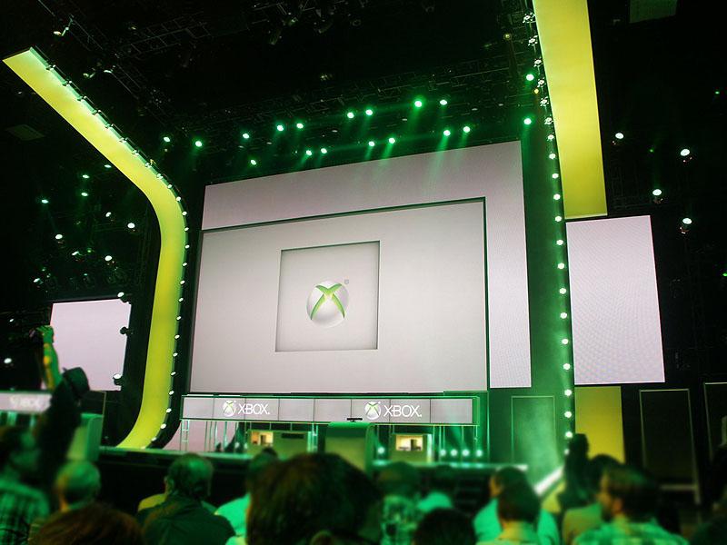 マイクロソフト・カンファレンスの舞台となるGalen Center