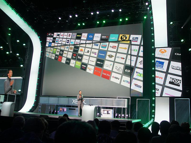 Xbox Live向けに、ここから1年で全世界で35のコンテンツパートナーを増やす計画だ。