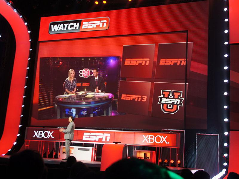 ESPNとの提携をさらに拡大。EPSNの番組すべてが、ライブかつHDで視聴可能に