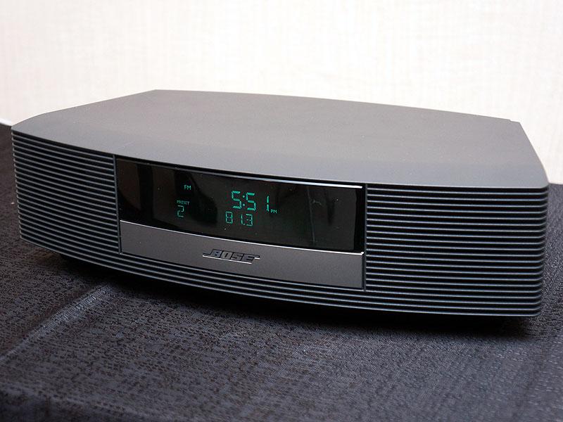 「Wave radio III」のグラファイトグレー