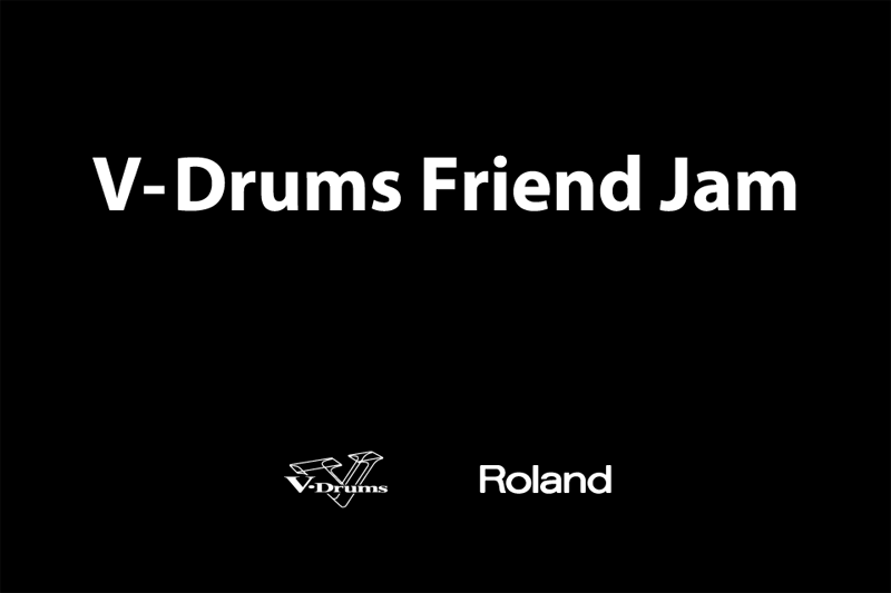 V-Drums Friend Jam for iPhone