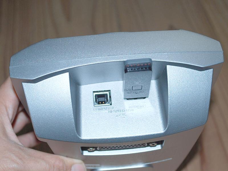 WNA1100-RLを、対応機材にUSB接続して使える