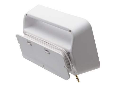 AT-SP220TVの背面