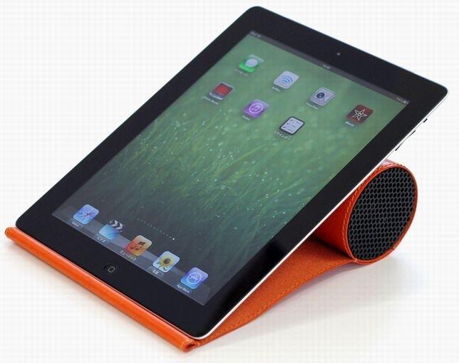 iPad縦置き時