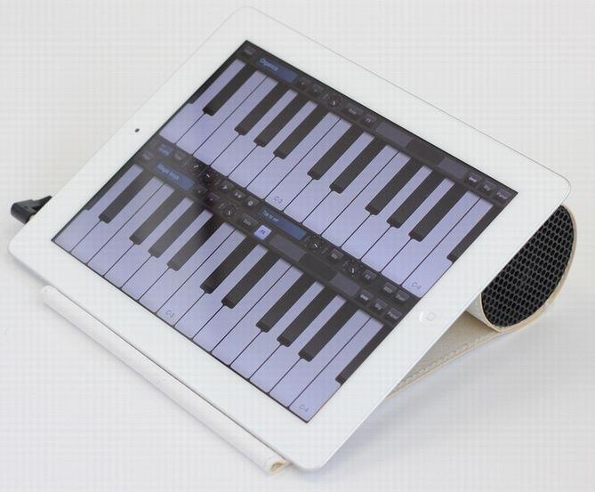 iPad横置き時