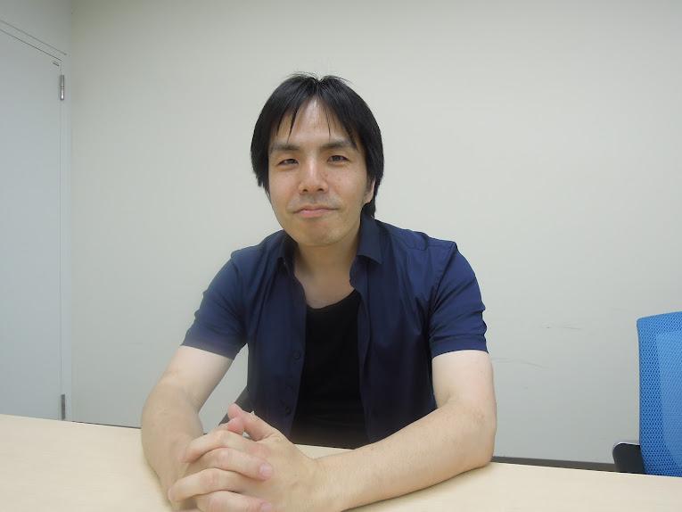 クリプトン・フューチャー・メディアの藍圭介氏