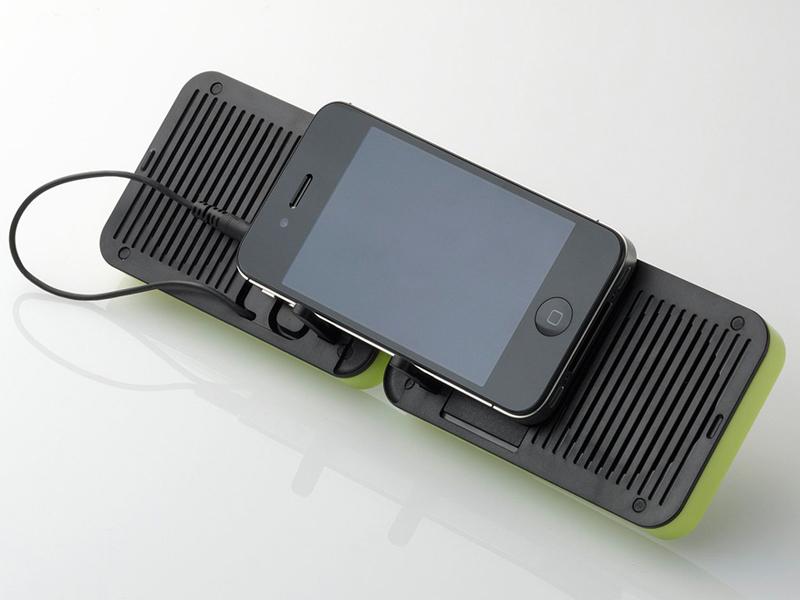 ASP-SMP200シリーズとiPhoneの接続例