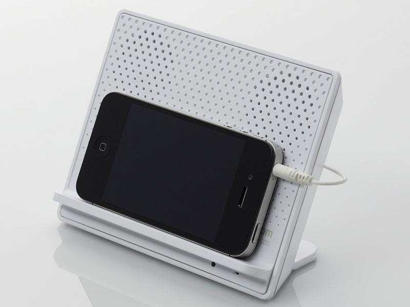 ASP-SMP300シリーズとiPhoneの接続例