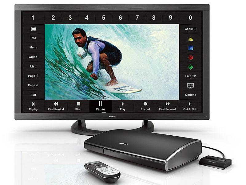 VideoWave II entertainment system