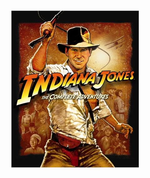 """インディ・ジョーンズ コンプリート・アドベンチャーズ         <br><font size=""""1"""">Lucasfilm, Indiana Jones and related properties are trademarks and/or copyrights, in the United States and other countries, of Lucasfilm Ltd. and/or its affiliates. TM &amp; (C) Lucasfilm Ltd. All rights reserved. All other trademarks and trade names are properties of their respective owners.</font>"""
