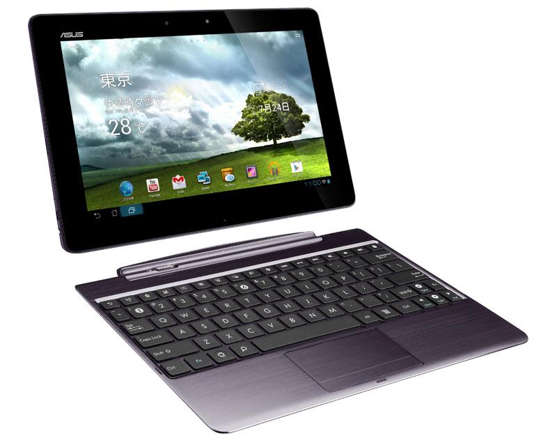 64GBモデル「TF700-PR64D」はキーボードが付属