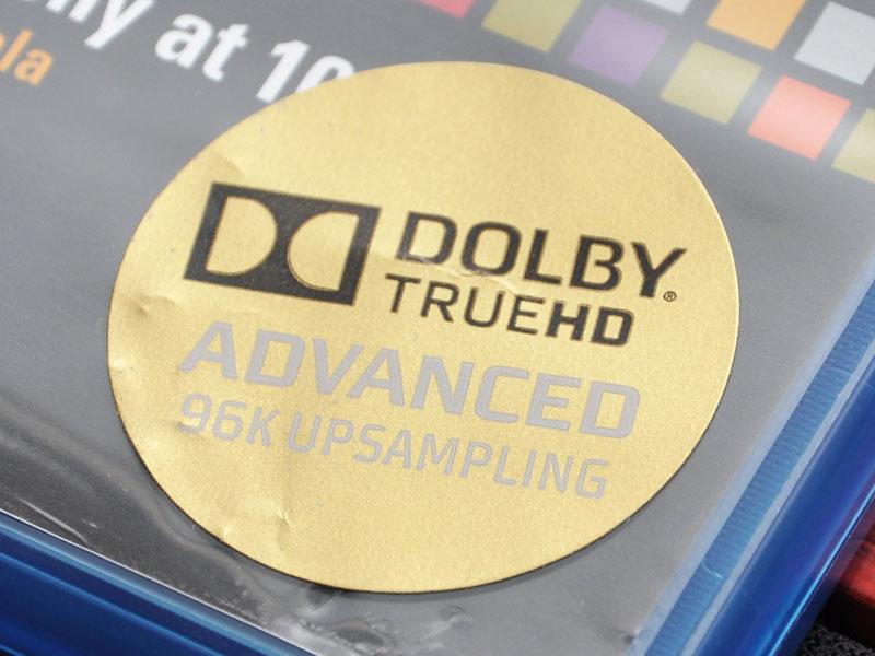 「TrueHD アドバンスド96kアップサンプリング」を採用したBDを判別できるようなロゴも用意