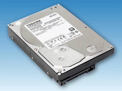 容量3TBの3.5型HDD「DT01ACA300V」