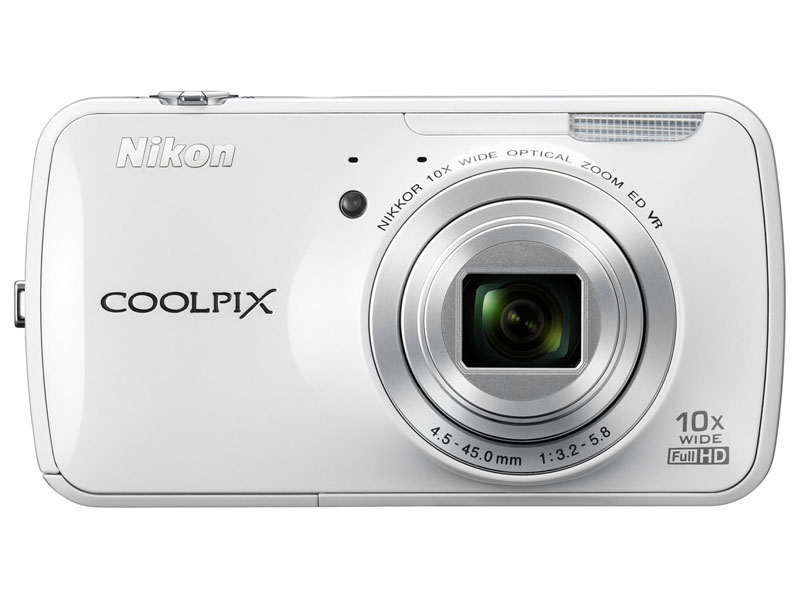 COOLPIX S800c(ホワイト)