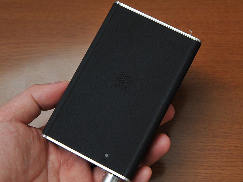 フォステクスのアンプ「HP-P1」