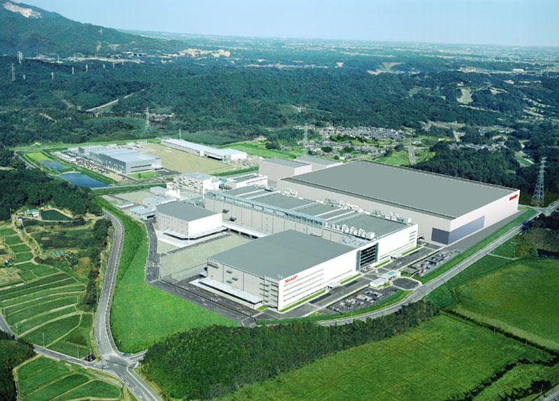 シャープ 亀山工場