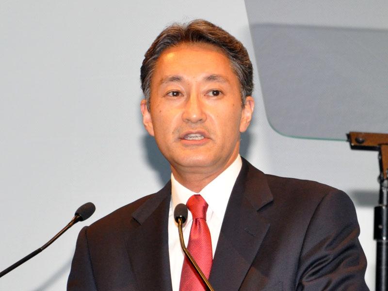 平井一夫社長兼CEO