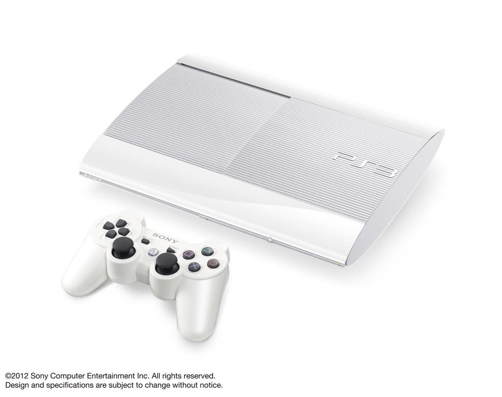 PS3(CECH-4000)クラシック・ホワイト