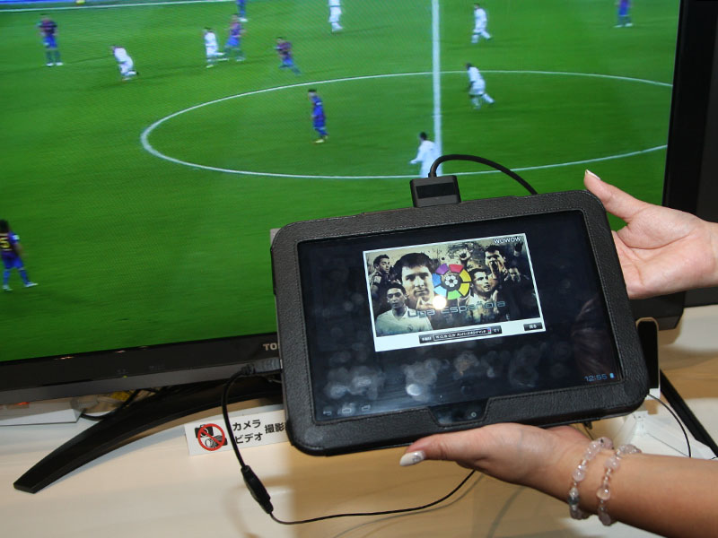 WOWOWのVODコンテンツと放送画面の連携