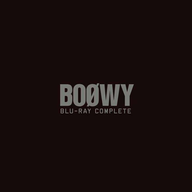 BOφWY Blu-ray COMPLETE