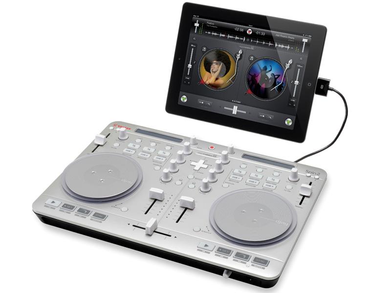 Spin2(iPad接続時)
