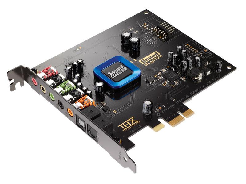 PCIe Sound Blaster Recon3D