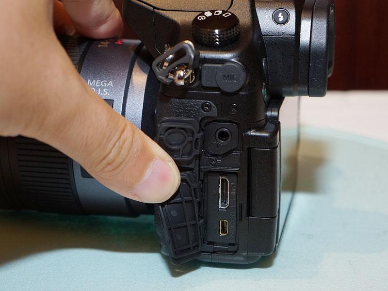 HDMI出力も装備
