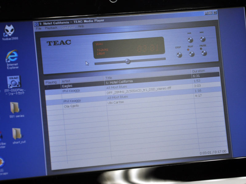 TEAC Media Player