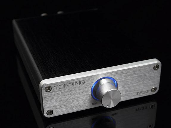 USB DAC搭載デジタルアンプ「TP23