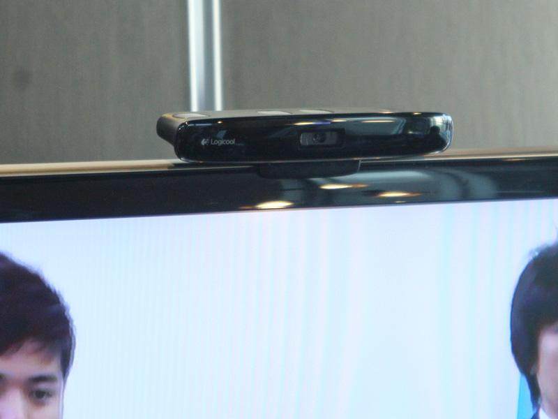 テレビとの接続例