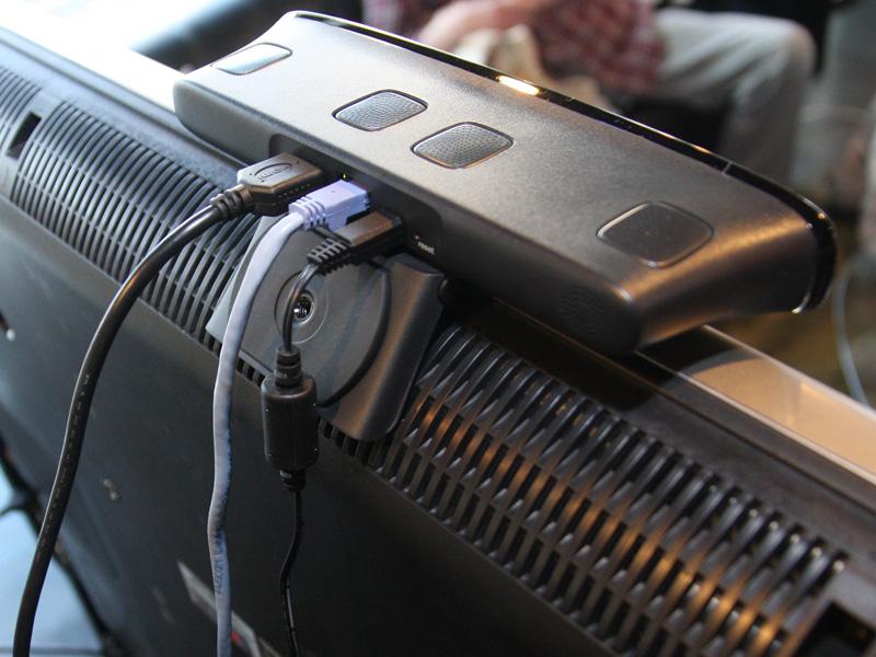 テレビとHDMIで接続