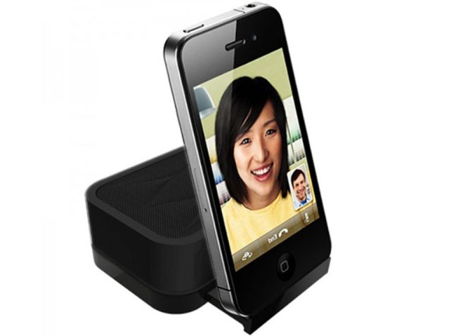 IFIT-1のBlack(iPhone設置時)