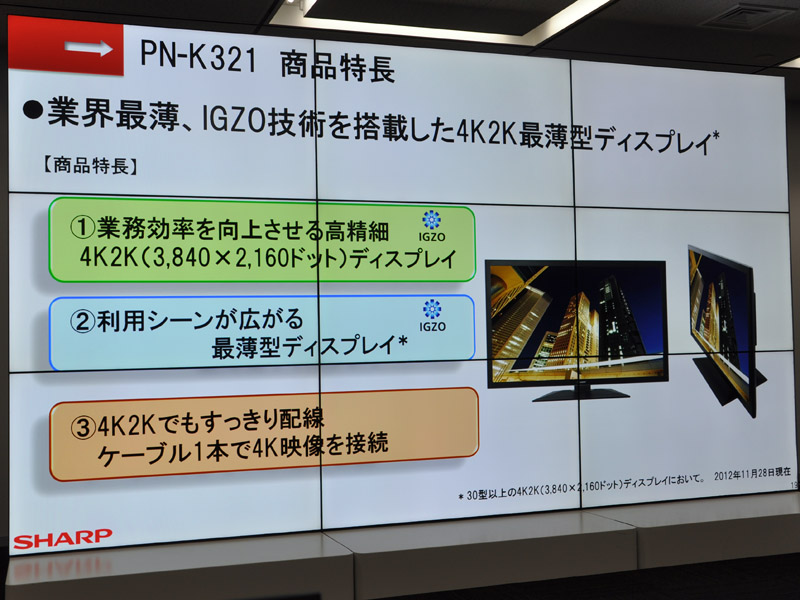 PN-K321の特徴