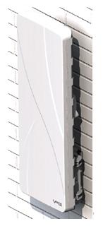 U26と共通仕様の屋外専用モデル「U26K-W」も事業者向けに用意
