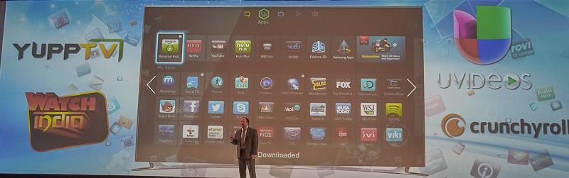 アプリ経由で映像サービスも利用できる