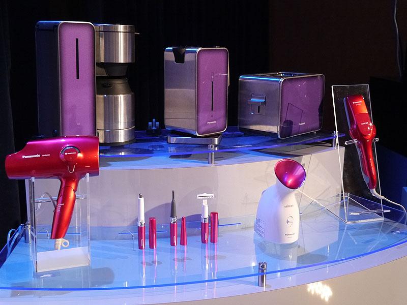 北米市場に理美容製品を投入する