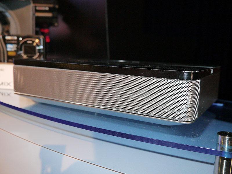 ストリーミングビデオプレーヤーで、Miracast対応の「DMP-MST60」