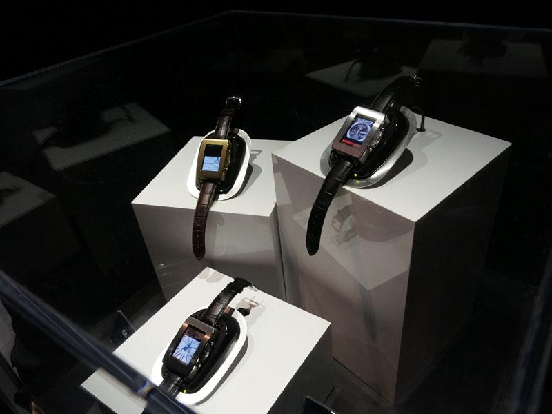 Computer Graphic Watch
