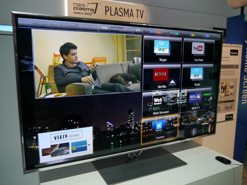 テレビに、ユーザーにマッチしたホーム画面が表示される「my Home Screen」